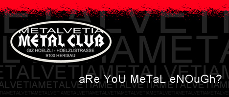 rockin at metalvetia metal club
